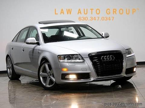 2010 Audi A6 for sale in Bensenville, IL