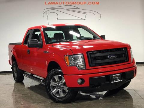2013 Ford F-150 for sale in Bensenville, IL