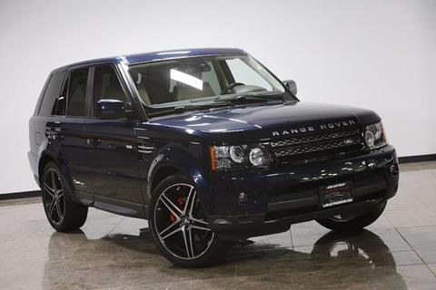 2013 Land Rover Range Rover Sport for sale in Bensenville, IL