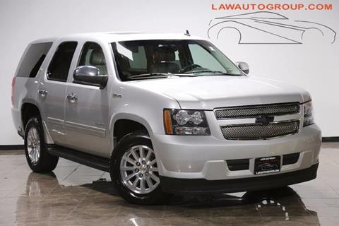 2011 Chevrolet Tahoe Hybrid for sale in Bensenville, IL