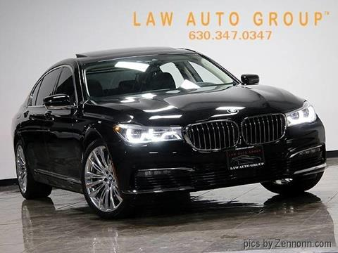 2016 BMW 7 Series for sale in Bensenville, IL