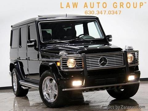 2005 Mercedes-Benz G-Class for sale in Bensenville, IL