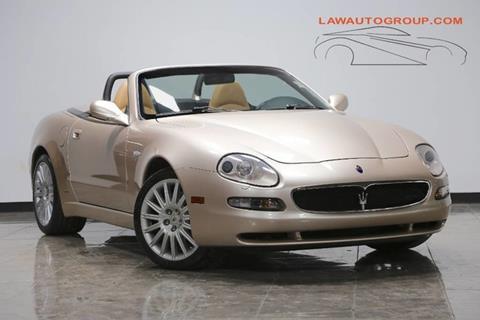 2002 Maserati Spyder for sale in Bensenville, IL