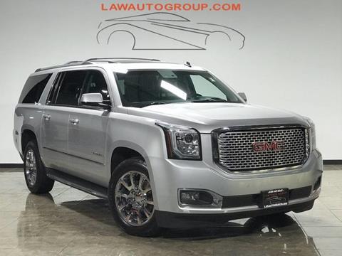 2015 GMC Yukon XL for sale in Bensenville, IL