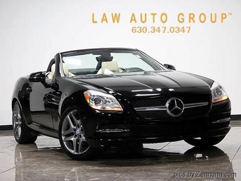 2014 Mercedes-Benz SLK for sale in Bensenville, IL