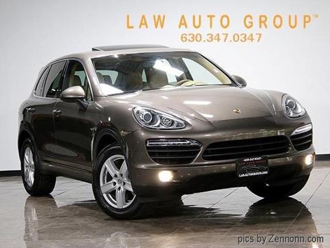 2013 Porsche Cayenne for sale in Bensenville, IL