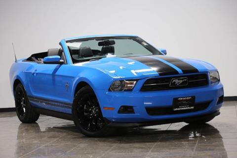 2011 Ford Mustang for sale in Bensenville, IL