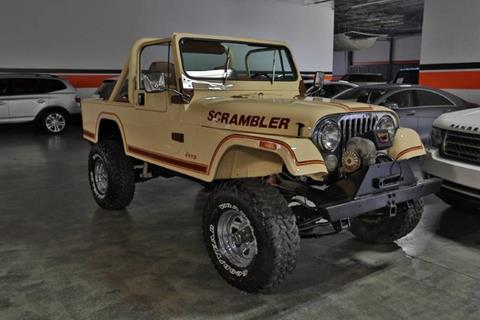 1981 Jeep Scrambler for sale in Bensenville, IL