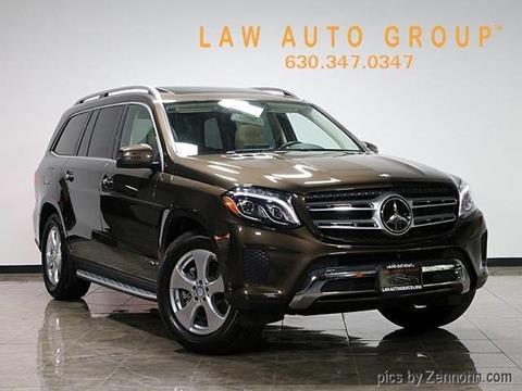 2017 Mercedes-Benz GLS for sale in Bensenville, IL