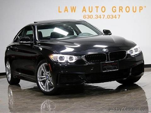 2014 BMW 4 Series for sale in Bensenville, IL