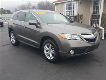 2013 Acura RDX for sale in Harriman, TN
