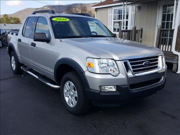 2008 Ford Explorer Sport Trac for sale in Harriman, TN