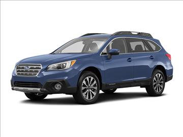 2017 Subaru Outback for sale in Harriman, TN