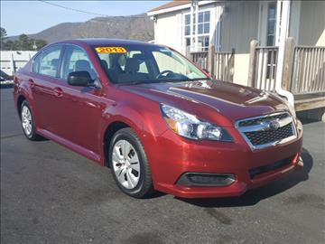 2013 Subaru Legacy for sale in Harriman, TN
