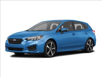 2017 Subaru Impreza for sale in Harriman, TN