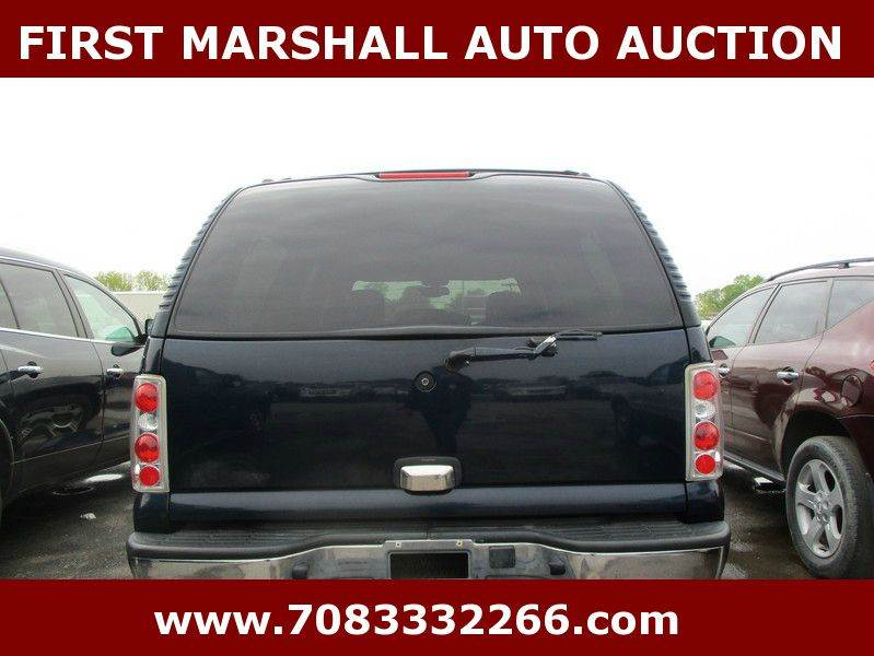 2004 chevrolet suburban 4dr 1500 4wd suv in harvey il first marshall auto auction. Black Bedroom Furniture Sets. Home Design Ideas