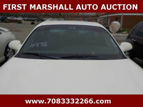 2004 Buick LeSabre for sale in Harvey, IL