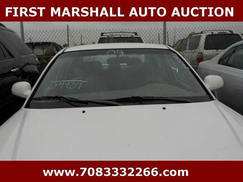 2004 Kia Optima for sale in Harvey, IL