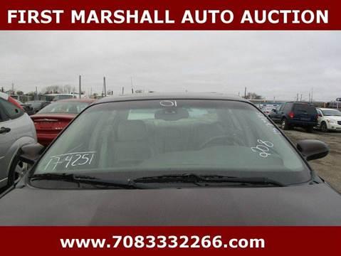2001 Oldsmobile Aurora for sale in Harvey, IL