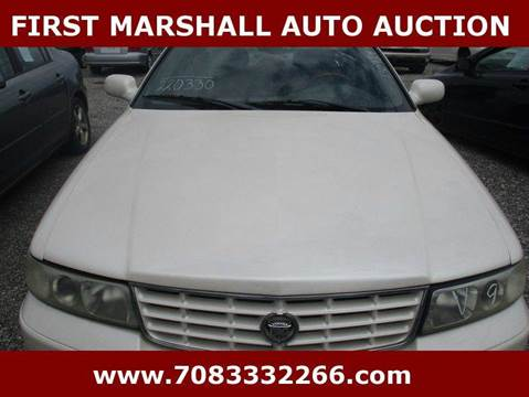 2001 Cadillac Seville for sale in Harvey, IL