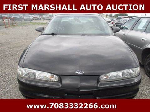2001 Oldsmobile Intrigue for sale in Harvey, IL