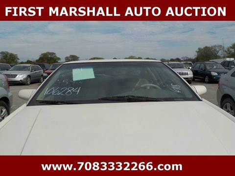 2001 Cadillac Eldorado for sale in Harvey, IL