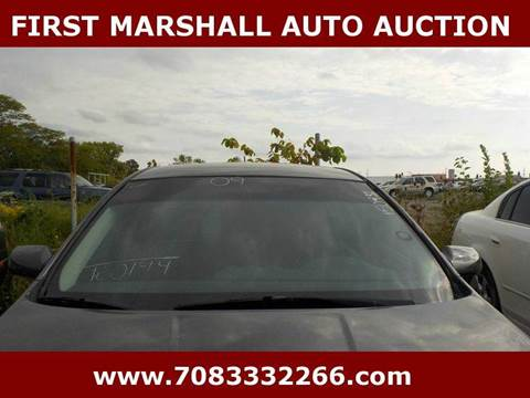 2009 Nissan Altima Hybrid for sale in Harvey, IL
