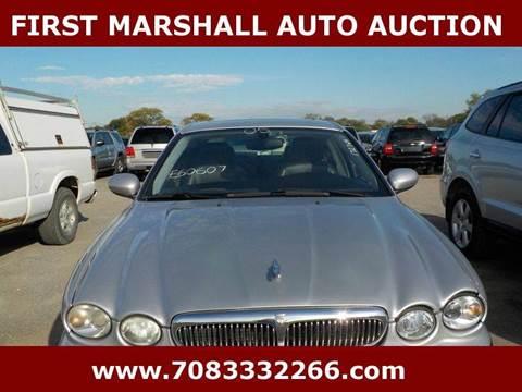 2005 Jaguar X-Type for sale in Harvey, IL