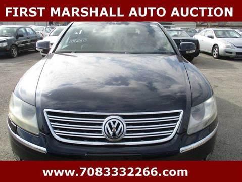 2004 Volkswagen Phaeton for sale in Harvey, IL