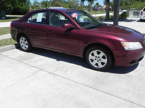 2009 Hyundai Sonata for sale in Palm Bay, FL