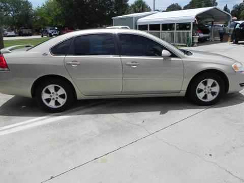 2008 Chevrolet Impala for sale in Palm Bay, FL