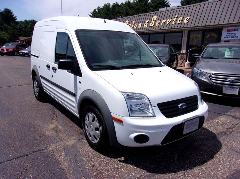 2013 Ford Transit Connect Cargo Van Xlt 4dr Mini W O Side And Rear