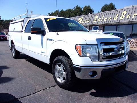 2014 Ford F-150 for sale in Eau Claire, WI
