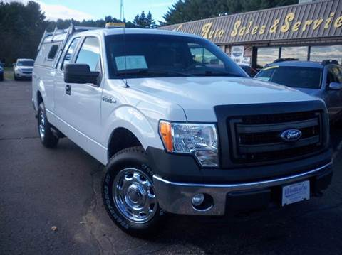 2013 Ford F-150 for sale in Eau Claire, WI