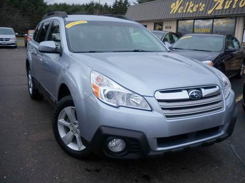 2014 Subaru Outback for sale in Eau Claire, WI