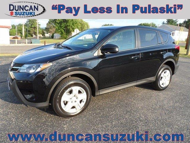 2013 Toyota RAV4 for sale in Pulaski VA