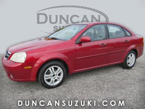 2006 Suzuki Forenza for sale in Pulaski VA