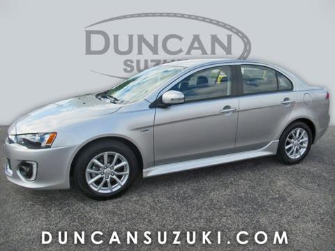 2016 Mitsubishi Lancer for sale in Pulaski, VA