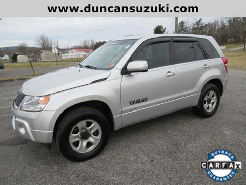 2011 Suzuki Grand Vitara for sale in Pulaski, VA