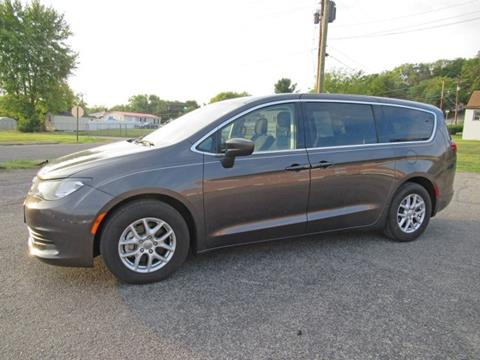 2017 Chrysler Pacifica for sale in Pulaski, VA
