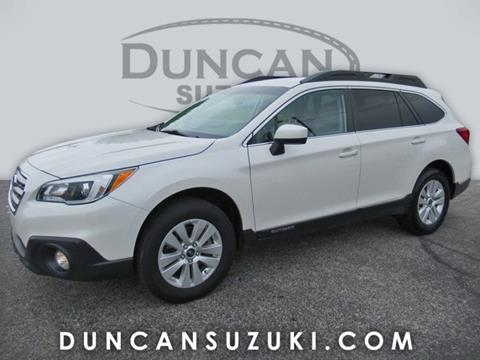 2015 Subaru Outback for sale in Pulaski, VA