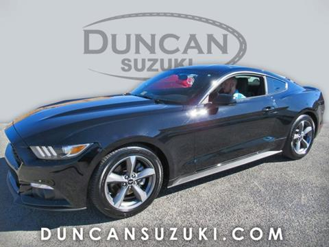 2016 Ford Mustang for sale in Pulaski VA