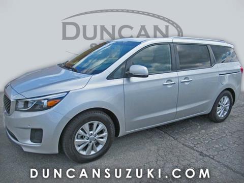 2017 Kia Sedona for sale in Pulaski, VA