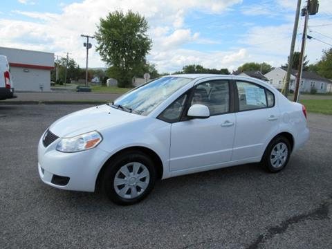 2012 Suzuki SX4 for sale in Pulaski VA