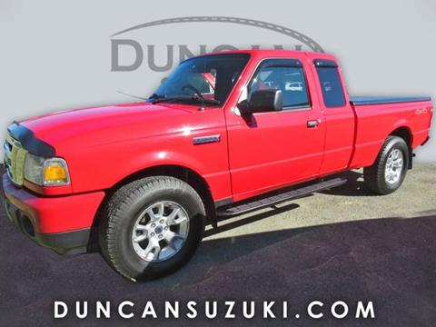 2011 Ford Ranger for sale in Pulaski VA