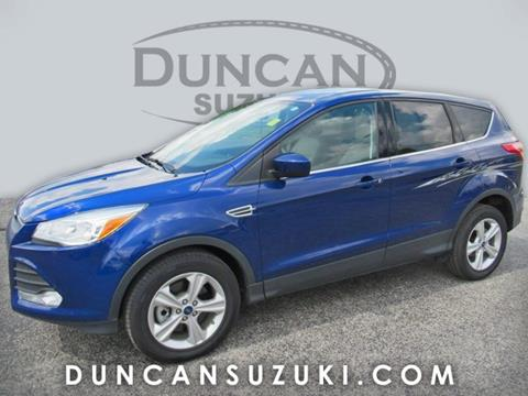 2013 Ford Escape for sale in Pulaski VA