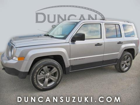 2016 Jeep Patriot for sale in Pulaski, VA