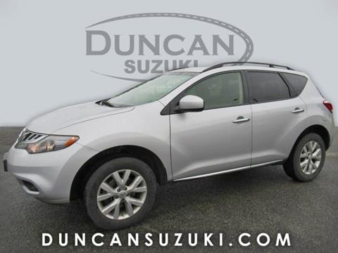 2013 Nissan Murano for sale in Pulaski VA