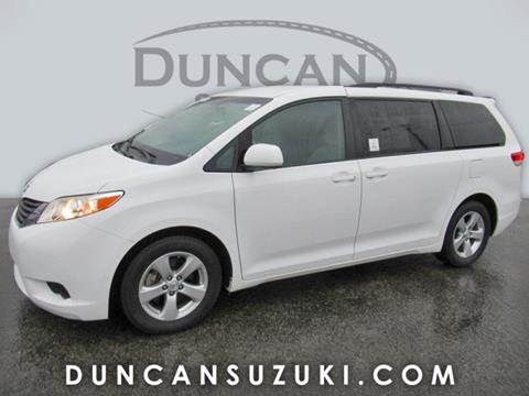 2014 Toyota Sienna for sale in Pulaski, VA