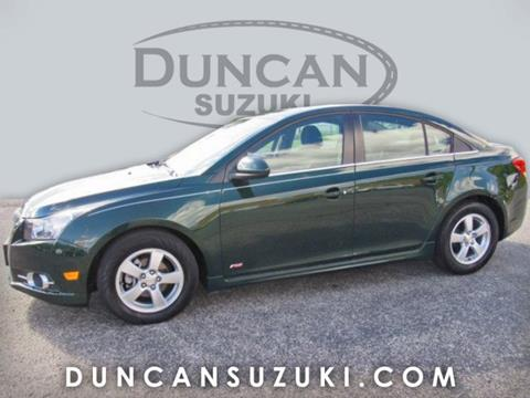 2014 Chevrolet Cruze for sale in Pulaski, VA